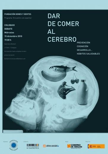 DAR DE COMER AL CEREBRO: PREVENCIÓN, COGNICIÓN, DESARROLLO.. HÁBITOS SALUDABLES