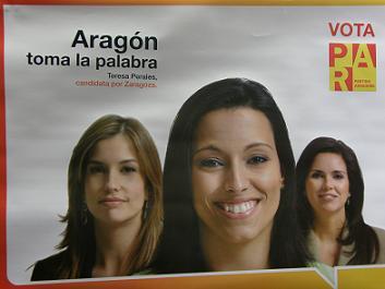 ARAGÓN TOMA LA PALABRA. EL PRÓXIMO DOMINGO, VOTA PAR