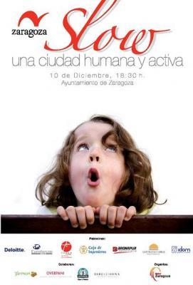 NUEVA JORNADA DE ZARAGOZA GLOBAL. ZARAGOZA, UNA CIUDAD HUMANA Y ACTIVA