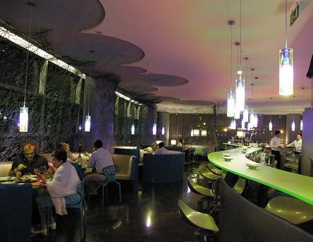 MENÚS DE CINE EN EL CAFÉ DE LA REINA