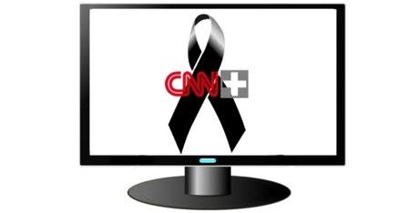 ADIÓS A CNN+